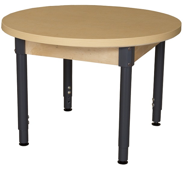 wd36rndhpla-activity-table-w-adjustable-legs