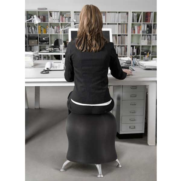 safco products zenergy ball chair - 4750 | office task chairs