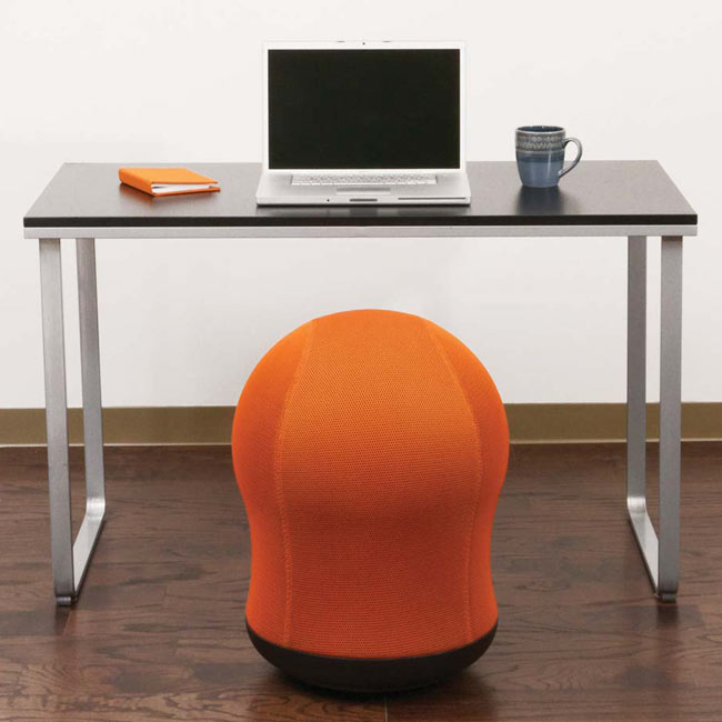 Safco Products Zenergy Swivel Ball Chair 4760 Office