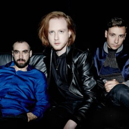 Two Door Cinema Club + Jimmy Eat World