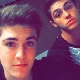 Sammy Wilk and Skate Maloley