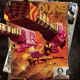 Jodorowsky's Dune Animation