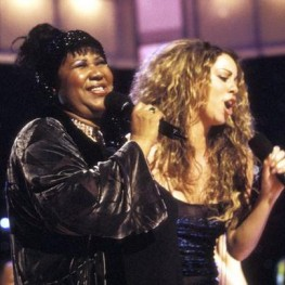 Aretha Franklin;Mariah Carey