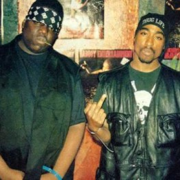 Biggie vs Tupac vs The xx