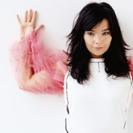Björk/London Choir