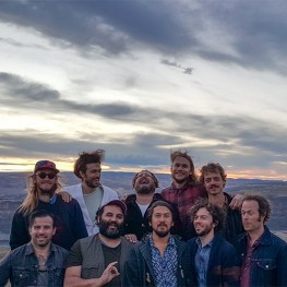 Edward Sharpe & The Magnetic Zeros + Courtney Barnett