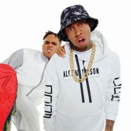 Chris Brown x Tyga