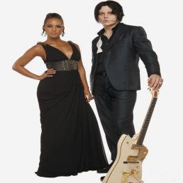 Jack White & Alicia Keys