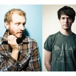James Blake with Bon Iver