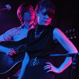 Jenny Lewis and Jonathan Rice