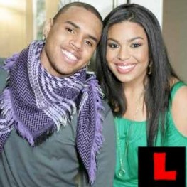 Jordin Sparks with Chris Brown