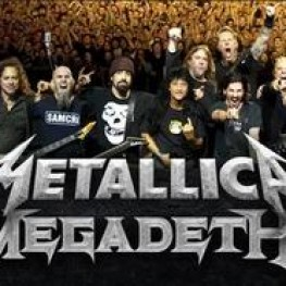 Metallica / Slayer / Megadeth / Anthrax