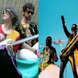 MGMT vs Daft Punk