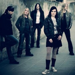 Nightwish with Anette Olzon