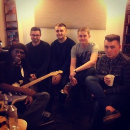 Sam Smith x Nile Rodgers x Disclosure x Jimmy Napes