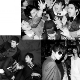 SHINee/DBSK/Super Junior