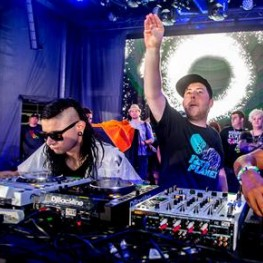 Skrillex and Kill the Noise