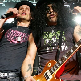 Slash, Myles Kennedy