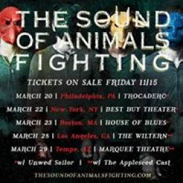 The Sound of Animals Fighting
