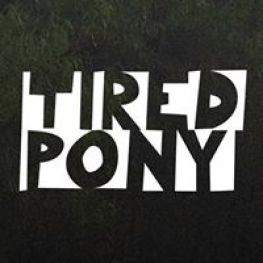 Tired Pony
