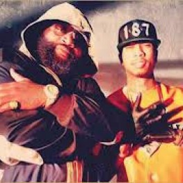 Tyga and Rick Ross