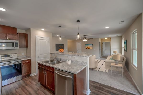 Custom Built Home On Your Lot - Simplified | Red Door Homes NC