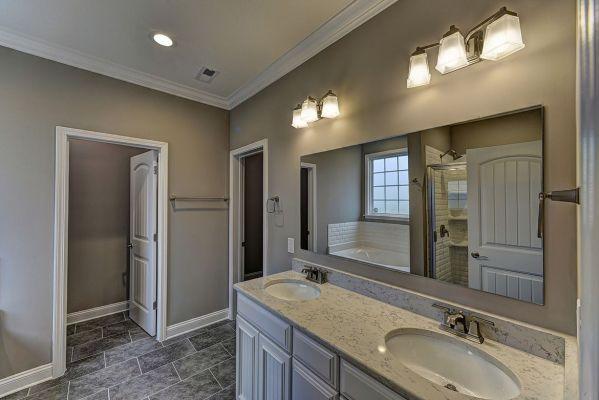 Arlington Master Bath