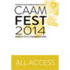 Caamfest 2014 all access pass sample copy