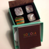 Socola chocolates 4 piece chocolates photo by socola chocolates copy