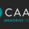 Caam memories to light and caam logo website