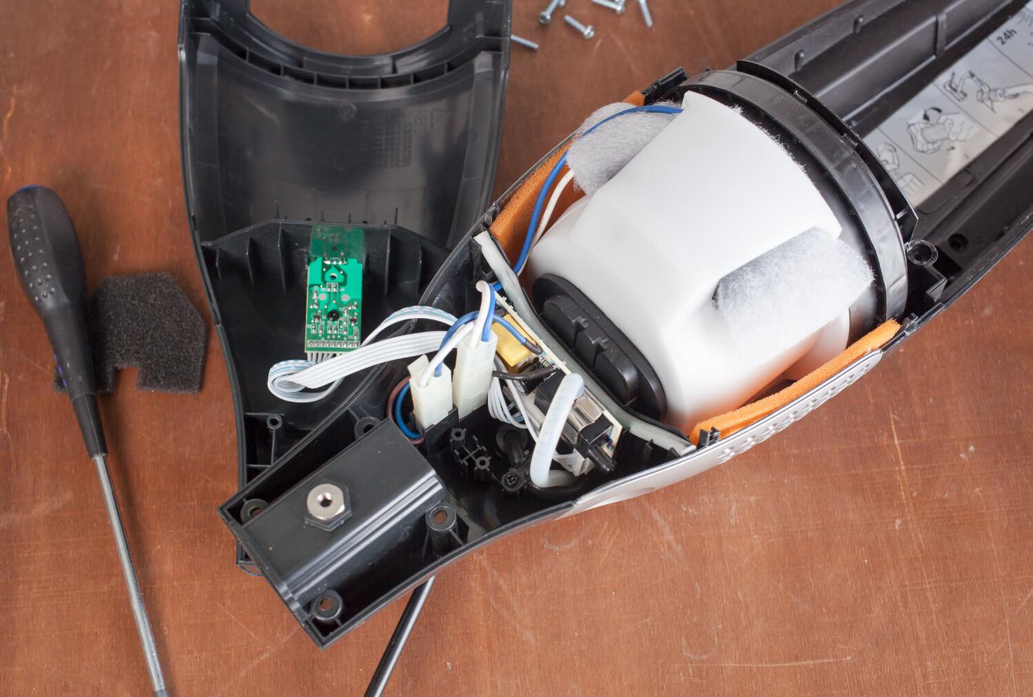Vacuum Repair & Service