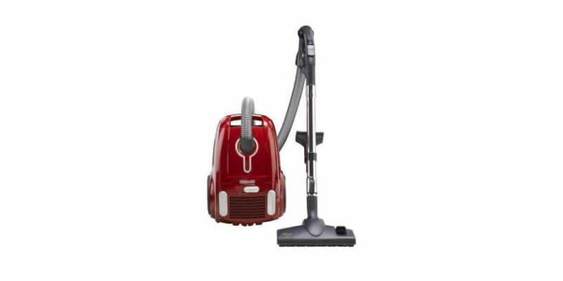Fuller Brush No Power Nozzle - This Home Maid straight canister vacuum features a variable suction control, on-board tools, rubber wheels and a HEPA media filter