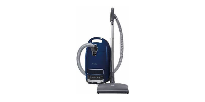 Miele Complete C3 TotalCare - The Complete C3 TotalCare sets a new standard in floor care with its perfect synergy of design and functionality. Starting with 1200 watts of power behind the German made Vortex Silence motor that will easily clean any surface with very little noise.