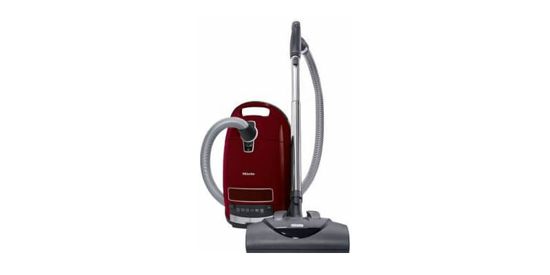 Miele Complete C3 Cat & Dog - This vacuum comes packaged for the home in need of a deep clean.