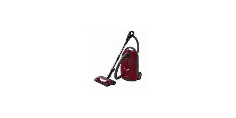 Panasonic 902 Canister - Panasonic canister vacuums deliver powerful, quiet, and thorough cleaning.
