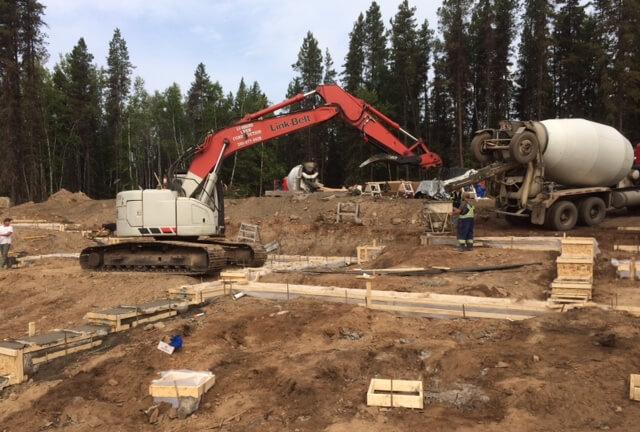 Land Prep & Site Development