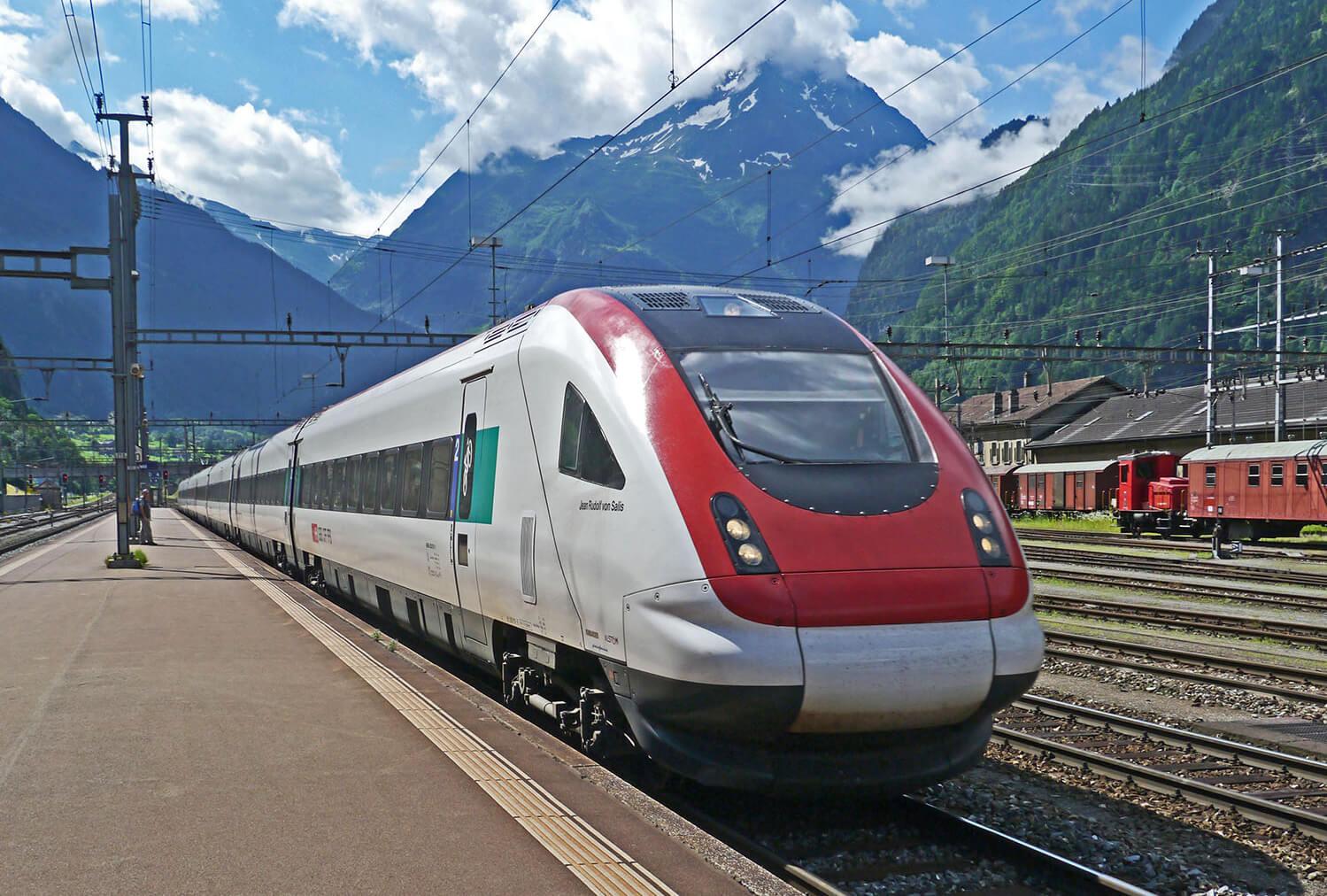 Amtrak & Railway