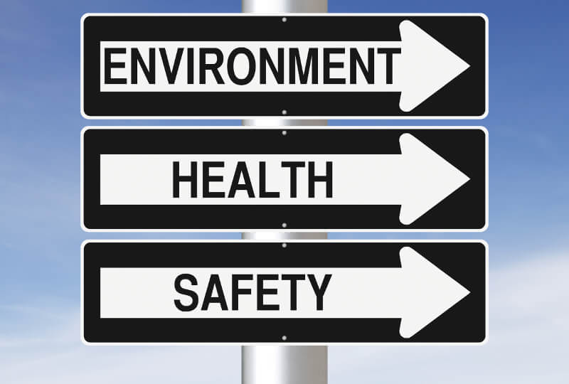 Environmental Health and Safety Programs and Training