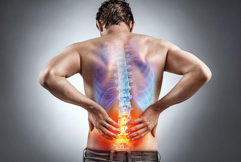 Back, Neck & Shoulder Issues