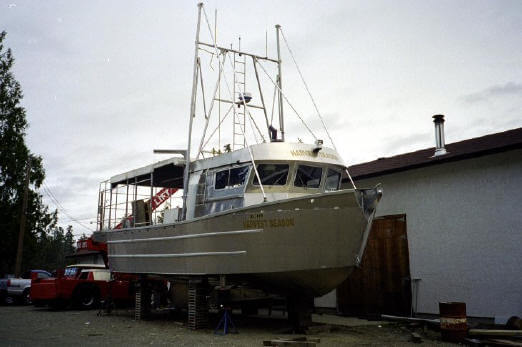 Work & Commercial Fishing Boat Gallery