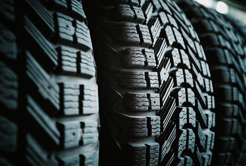 New Tires & Brakes