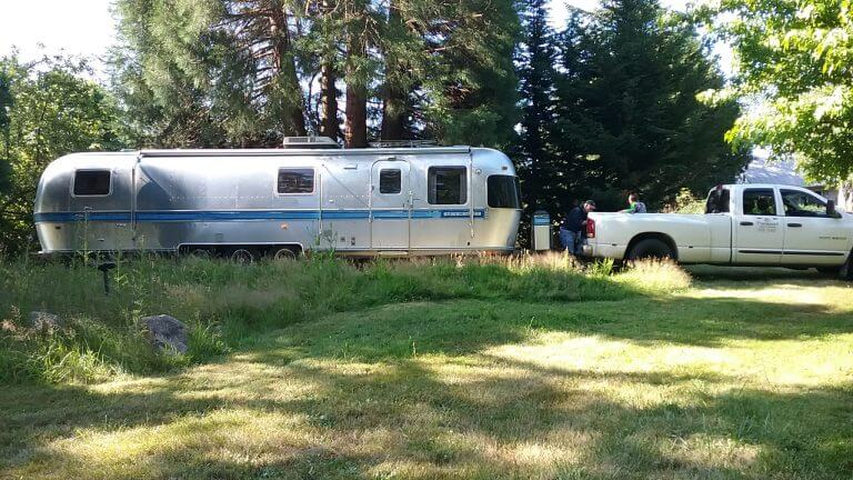 Airstream Transport