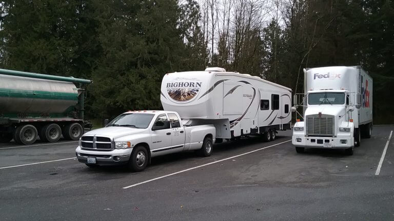 RV Transport