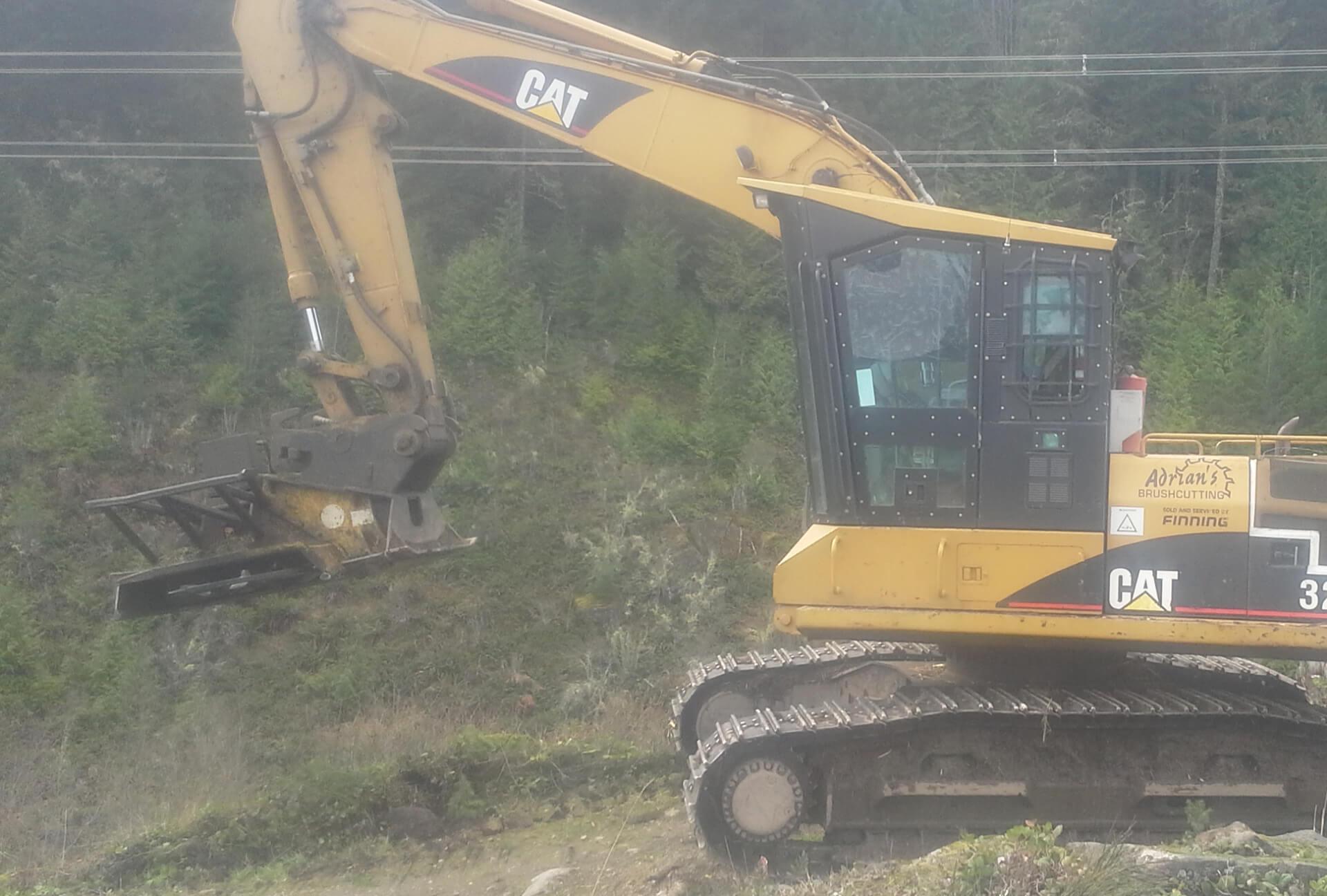 Excavation Services throughout B.C.