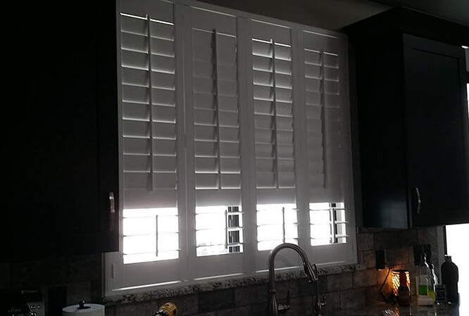 Shutters and Roller Screens