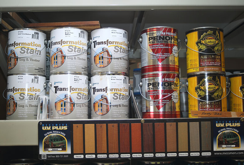 Professional Color-Matching of Lacquer, Paints & Stains