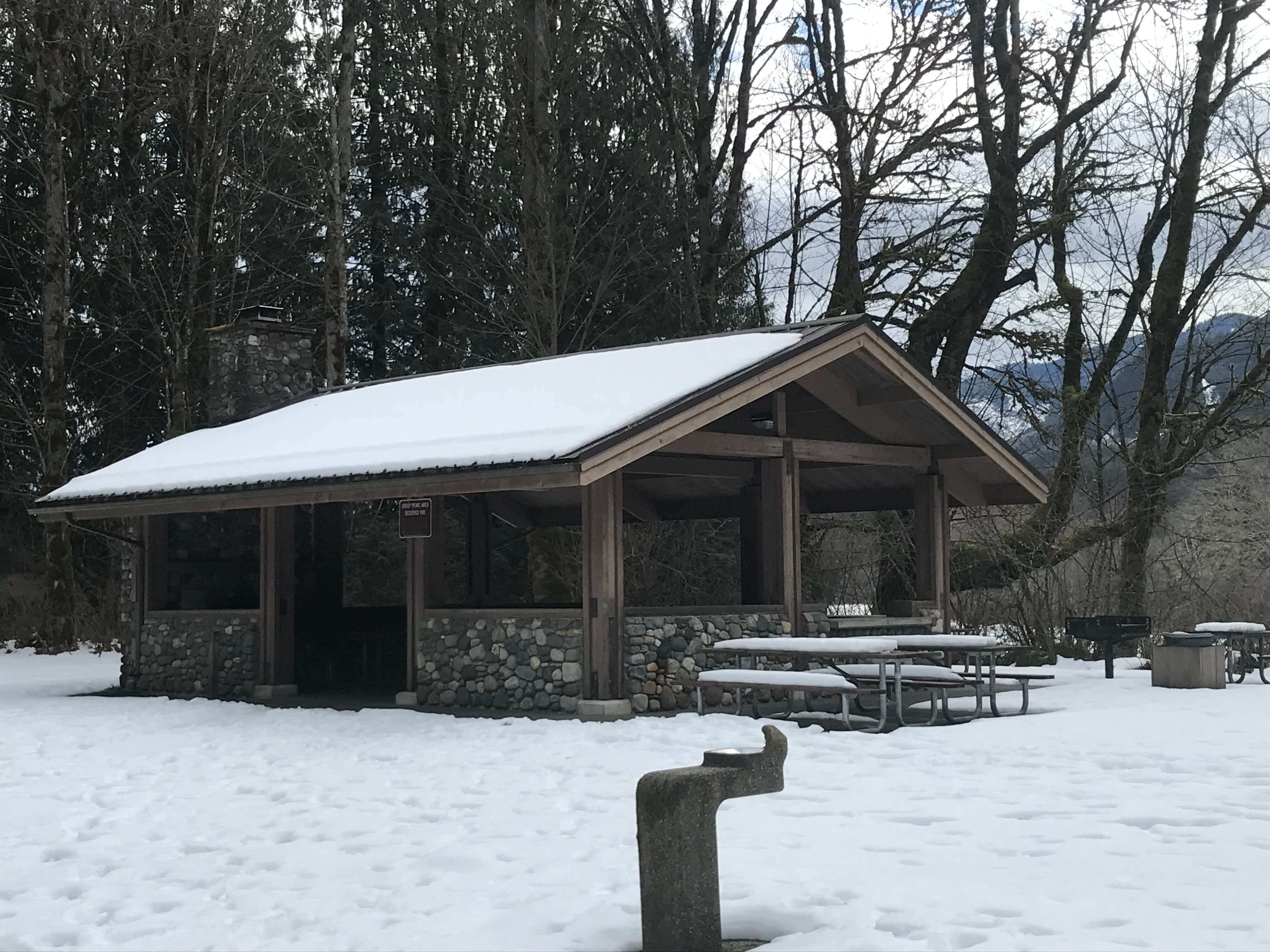 Rasar State Park, Skagit County<br>Stephen Story, Architect
