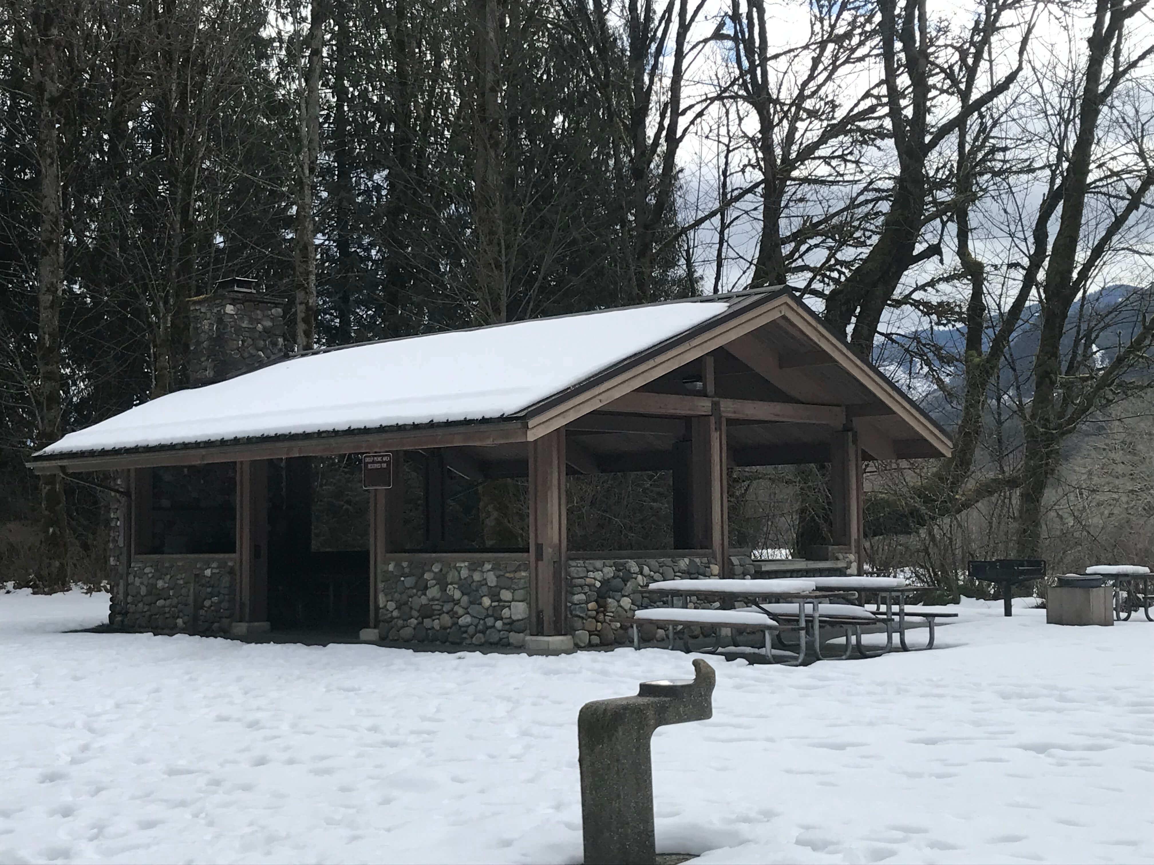 Rasar State Park, Skagit County<br>Stephen Story, Architect