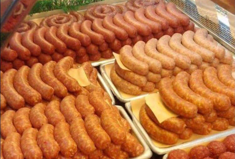 Fresh-Made Sausages