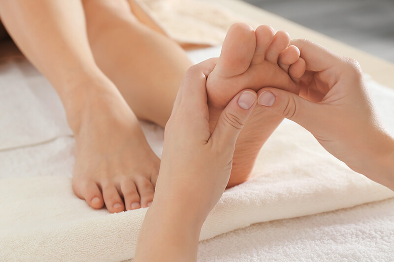 Professional Foot Massage in Mount Vernon, WA